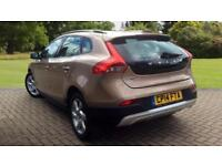 2014 Volvo V40 D2 Cross Country Lux Auto W. T Automatic Diesel Hatchback