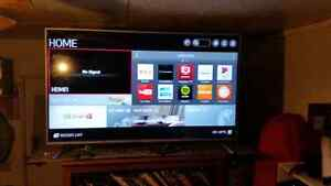 50 inch LG 3D smart tv  PRICE REDUCED