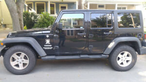 2012 4-Door Jeep Wrangler