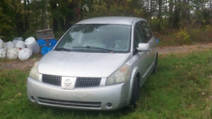 Fourgonnette Nissan Quest,