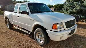 2002 Ford Ranger Edge Plus Pickup Truck