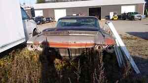 1960 Cadillac flat top