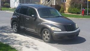 2002 Chrysler PT Cruiser full pieces ou route