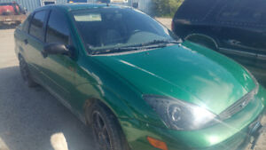2002 Ford Focus ZTS for sale/trade *REDUCED*