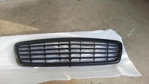 2001-2006 Mercedes Benz Front Black Grille W203