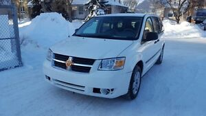 2008 Dodge Caravan,Rebuilt Title, NEW SAFETY