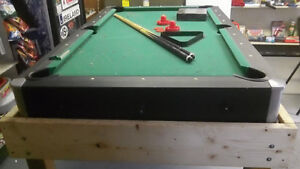 Small Pool Table!!!