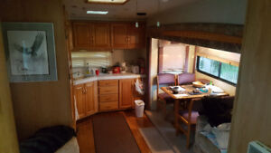 30 foot 5th wheel for sale