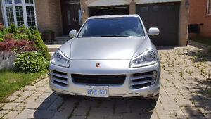 2008 Porsche Cayenne  LEATHER/SUNROOF/LOADED SUV, Crossover