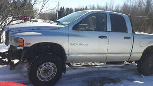 2004 Dodge Power Ram 2500 Slt Pickup Truck