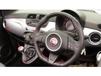 2014 Fiat 500 1.2 S 2dr Manual Petrol Convertible