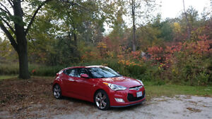 2012 Hyundai Veloster - Tech Package | Navi | Pano Roof