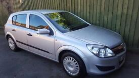 Vauxhall Astra 1.6 Life. WARRANTY. AC. RCL. EW. EM. R/CD. FSH.