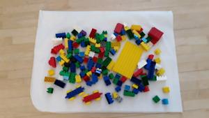 Méga blocs compatibles avec Duplo