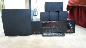Yamaha 500 Watt 5- Channel Home Theater System