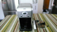 CUISINARD COFFEE MAKER WITHOUT CARAFE