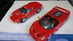 Diecast Ferrari 1/18