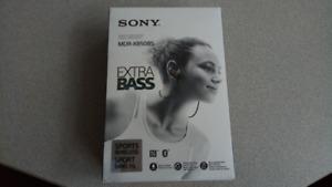 New Open Box Sony Wireless Headphones