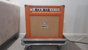 Orange TH30 Combo with road case