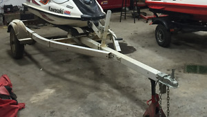 2 place sea-doo trailer or jet ski trailer wanted