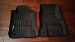 Weather Tech 3D Floor Liners for 2005-2009 Ford Mustang