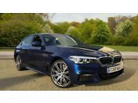 2018 BMW 5 Series 530e M Sport Auto Plug In Hyb Automatic Petrol/Electric Saloo