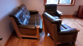 Three piece suite.