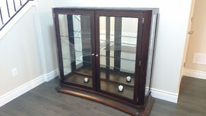 China Cabinet/ Display Case for sale