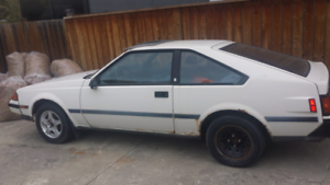 82 calica GT  hatchback LOW KM