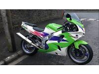 Kawasaki ZX6R NINJA 10 months mot SHEPYSBIKES £650
