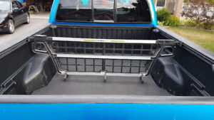 Loading Zone Cargo Divider 1301 / Gate for Pick up Truck