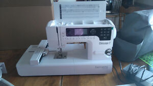 Sewing /embroidery machine