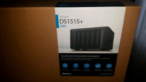 Brand New Synology DS 1515+ $800