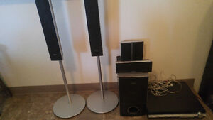 Sony Speakers with Sony Amplifier Forsale