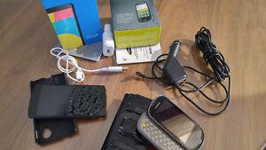 Lundi PM en Beauce peut livrer 2 cellulaires Nexus 5 & Galaxy Q