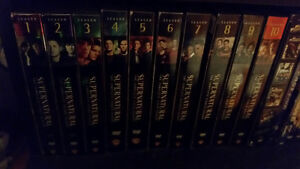 SUPERNATURAL COLLECTION