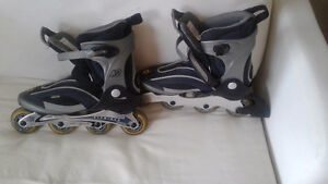 K2 Roller Blades and Protective Gear