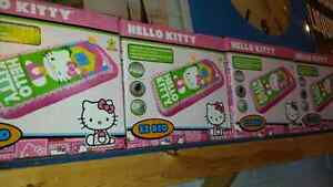HELLO KITTY AIR BEDS WITH COMFORTER