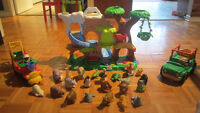 zoo safari parlant fisher price