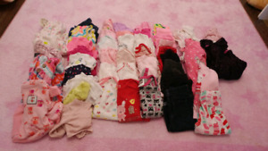 Baby girl 6-12 and 12-18 clothes