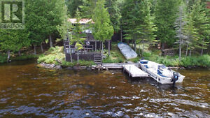 Private island on mostly crown land lake Kawartha Lakes Peterborough Area image 2