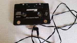 CD TO CASSETTE ADAPTER $5. CALL 519-673-9819 London Ontario image 2