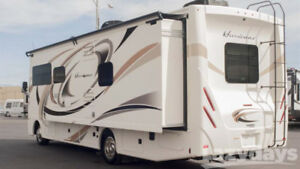 Flat Rate RV Rental