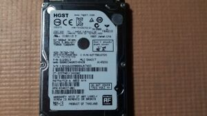 Laptop Hard Drive- 750 Gig - 7200rpm