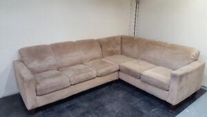Sofa-Lit Sectionnel Livraison Incluse