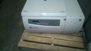 Beckman Coulter Allegra X-15R Refrigerated Centrifuge lab equip