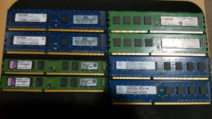 DDR3 RAM for sale