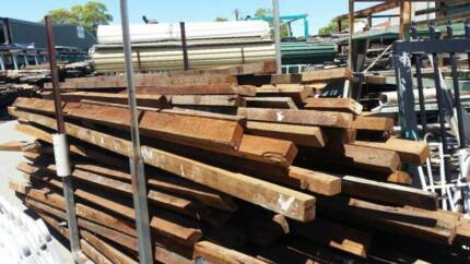 Timber with nails $1.7 per metre - Vinsan Salvage REF G76