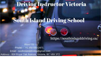 Driving Instructor Victoria