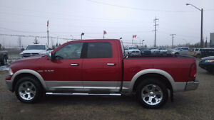 2009 Dodge RAM, 4 x 4 Loaded with Sunroof